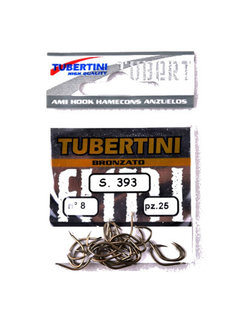Tubertini Bronzato Serie 393 (25pcs)
