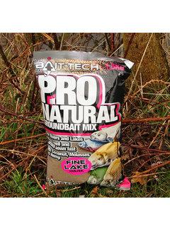 Bait-Tech pro natural fine lake dark 1.5 Kilo