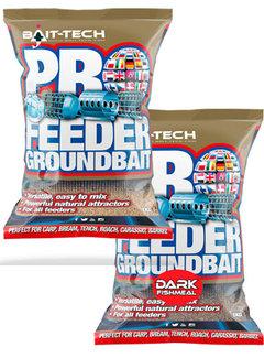 Bait-Tech Pro Feeder Groiundbait Dark