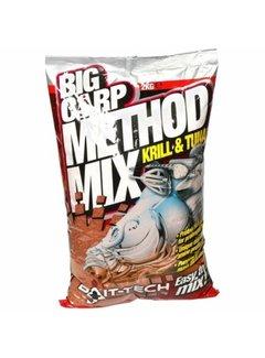 Bait-Tech 2500018 BIG CARP METHOD MIX KRILL & TUNA 2kg