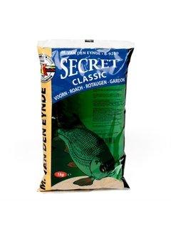 MVDE Secret Zwart Voorn