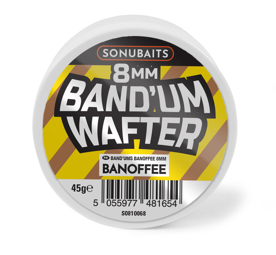 Band'um Wafters 8mm