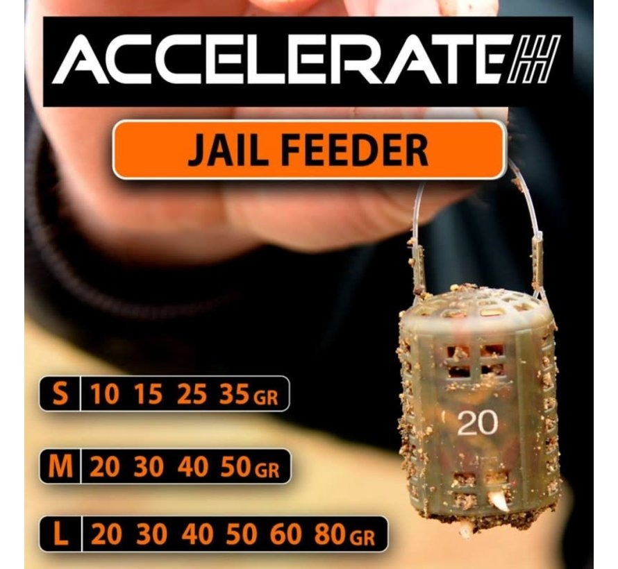 Accellerate Jail Feeders