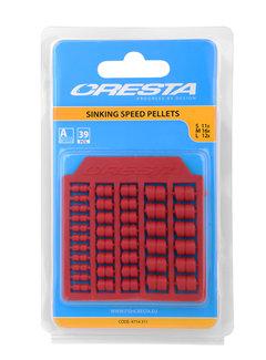 Cresta Sinking Speed Pellets (39 pcs)