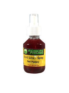 Reniers Fishing Gold Line Spray (120ml) Red Mistery