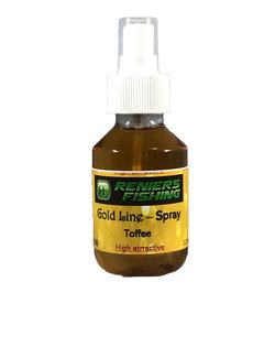 Reniers Fishing Gold Line Spray (120ml) Toffee