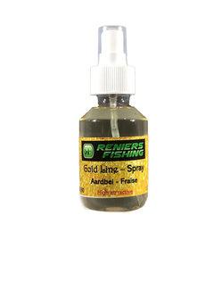 Reniers Fishing Gold Line Spray (120ml) Aardbei