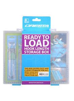 Cresta Ready To Load Hook Length Storage Box