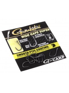 Gamakatsu G-Carp Wide Gape Super (10 pcs)