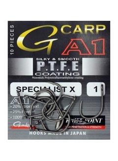 Gamakatsu G Carp A1 Specialist X (10 pcs)