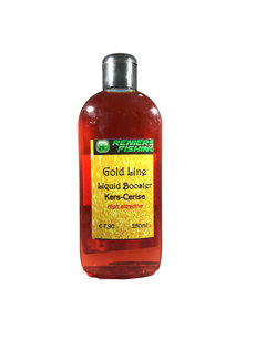 Reniers Fishing Gold Line Liquid Booster (250ml)  Kers