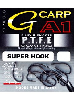 Gamakatsu G Carp A1 Super Hook (10 pcs)