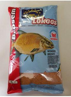 Champion Feed wonder bronze 2 Kilo