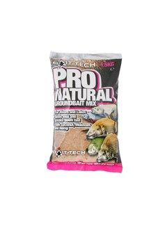 Bait-Tech pro natural groundbait 1.5 kilo