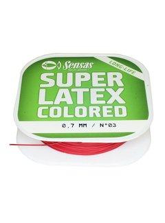 Sensas Super Latex Colored 6m