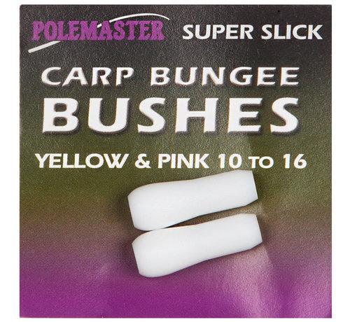 Drennan Carp Bungee Bushes Super Slick (2 pcs)