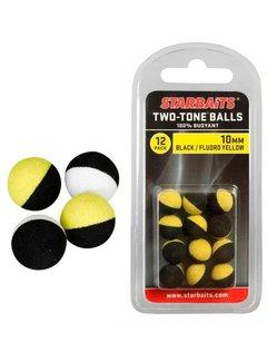 Starbaits Two-Tone Balls 10mm (12 pcs)