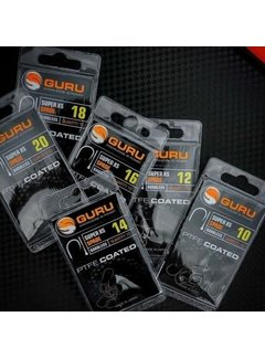 Guru Super XS Spade Barbless (10 pcs)