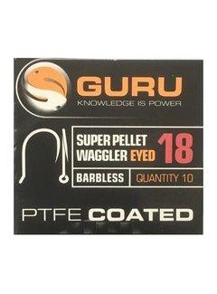 Guru Super Pellet Waggler Barbless (10 pcs)