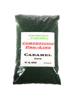 Reniers Fishing Competition Line Caramel