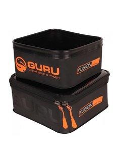 Guru Fusion 500 Bait Pro Eva Storage System