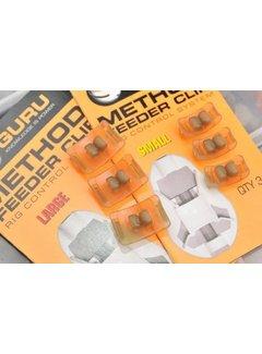 Guru Method Feeder Clip Rig Control System (3 pcs)