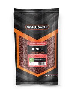 Sonubaits Krill Feed Pellet 4mm