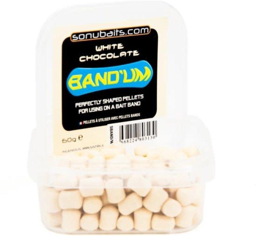 Band'um White Chocolate (60g)