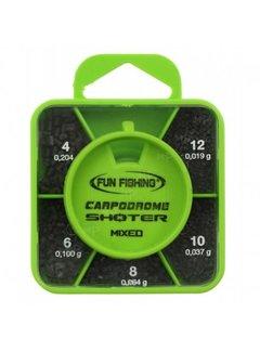 Fun Fishing Carpodrome Shoter Mixed