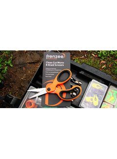 Evezett Clean Cut Mono & Braid Scissors