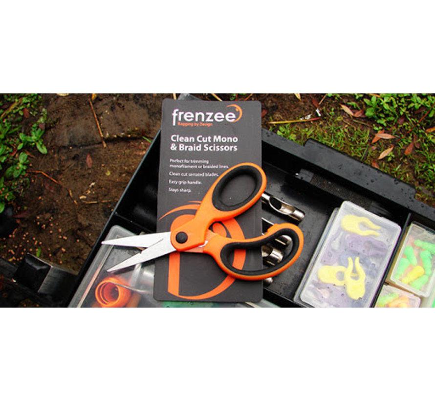 Clean Cut Mono & Braid Scissors