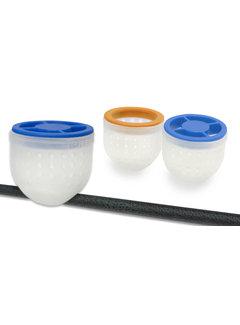 Preston Soft Cad Pots (2 pcs)