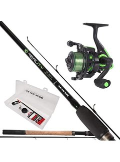 Maver combo reality 10ft feeder tackle