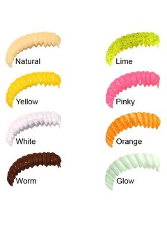 Trout Master Real Camola Look 3cm (8 pcs)