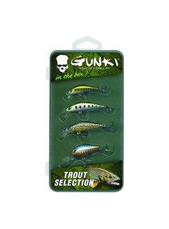 Gunki Trout Selection (4 pcs)