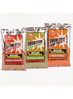 Dynamite Baits Swim Stim Carp Groundbait Milled Expanders (750g)