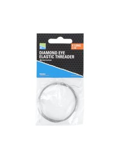 Preston Diamond Eye Elastic Threader