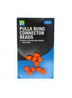 Preston Pulla Bung Connector Beads (10 pcs)