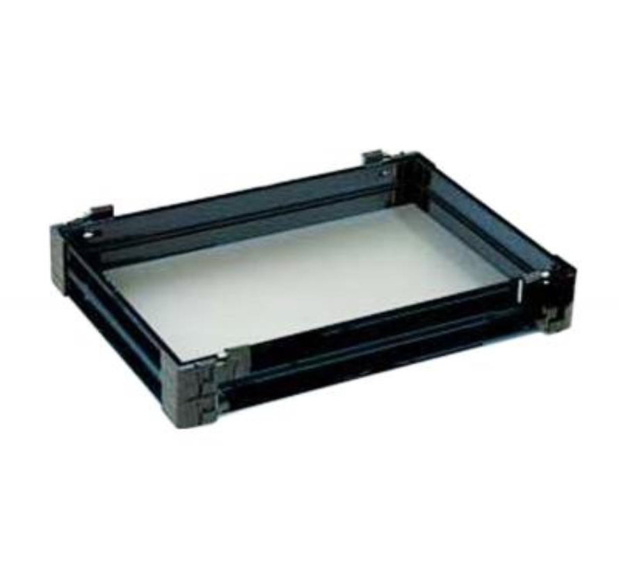 casier 60mm Anodise noir f2