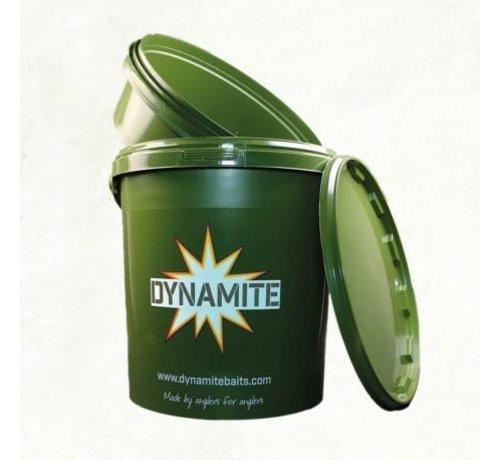 Dynamite Baits Carp Bucket Green 11 liter