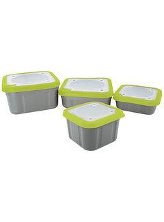 Matrix Bait Box (Grey/Lime)
