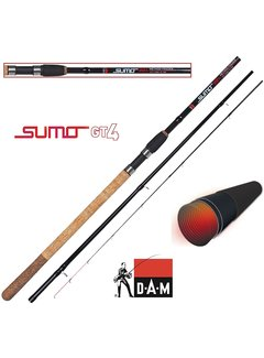 DAM Sumo Carp Method Feeder 13ft (3,90m 30-100g)