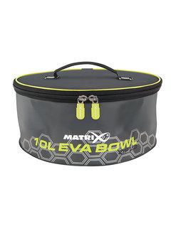 Matrix 10 Liter EVA Bowl Whitney Zipped Lid