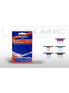 Colmic Dacron Connectors (4 pcs)