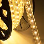 LED Streifen 230V, warmweiß