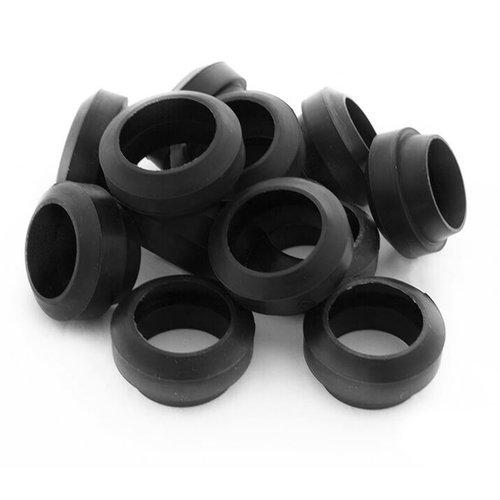 Dichtring für E27 Fassung, schwarz