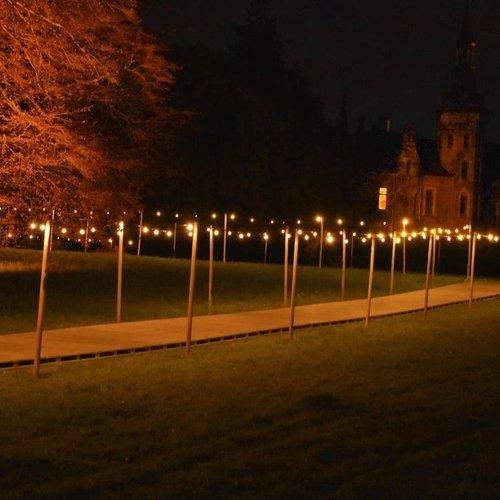 Illu Lichterkette 50 Meter