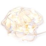 Illu Lichterkette, weiß, 10-50 Meter