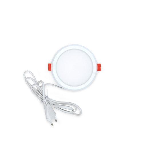LED-Downlight rund - 6 Watt - Ø 115 mm