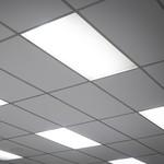36 W LED-Panel 120 x 30 cm - flimmerfrei